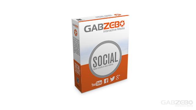 Gabzebo Social Upload